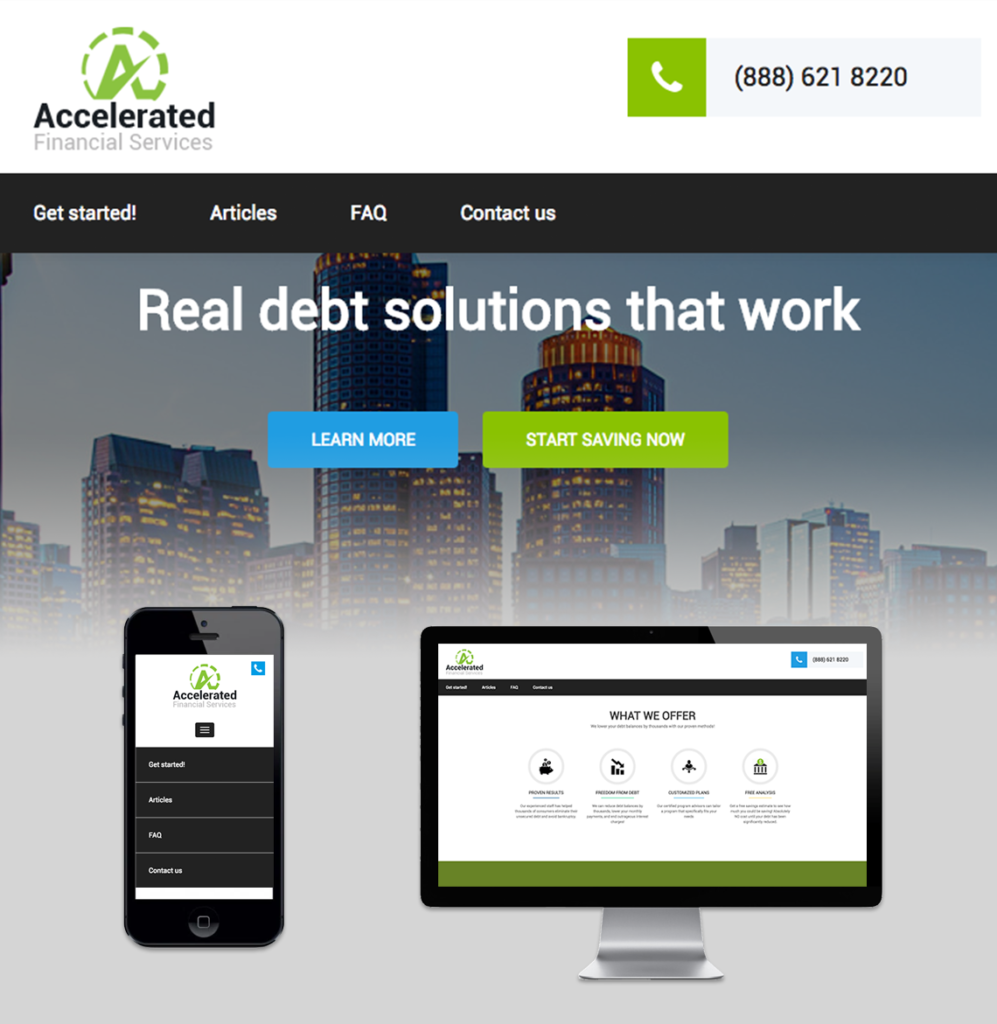 Accelerated Financial Services